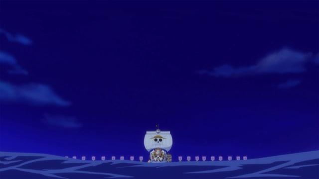 One Piece / Ван Пис - 862 серия - Shoker