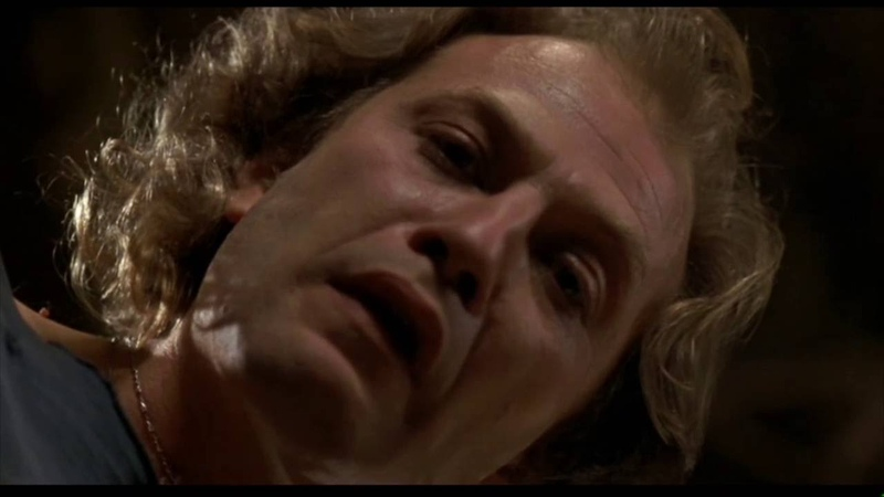It places the lotion in the basket - Silence of the Lambs