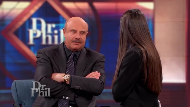 How Dr. Phil Says A Mom Can Re-Parent Teen 'Give Her More Love And Less Money'