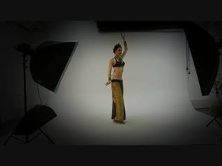 Akimova Tatiana tribal fusion