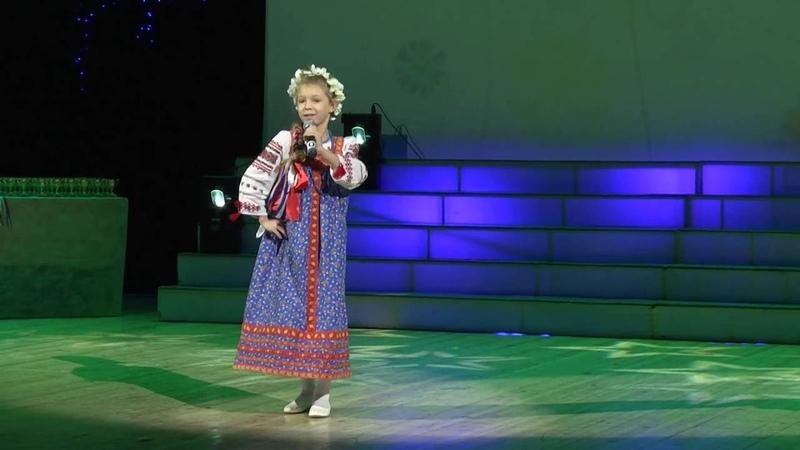 Чевтаева Анна - Я капустицу полола