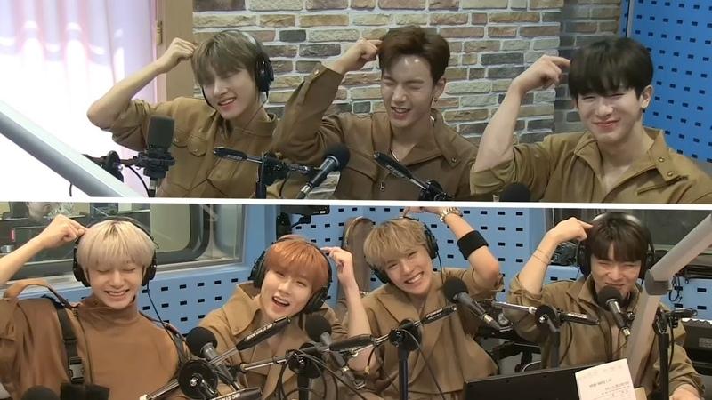 181113 SBS 파워FM 최화정의 파워타임 - 몬스타엑스 MONSTA X @ powertime