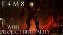 Project Brutality - DOOM - E4M8 Unto the Cruel