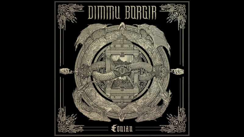 Dimmu Borgir - Archaic Correspondence (cover)