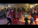 клубный танец Сальса