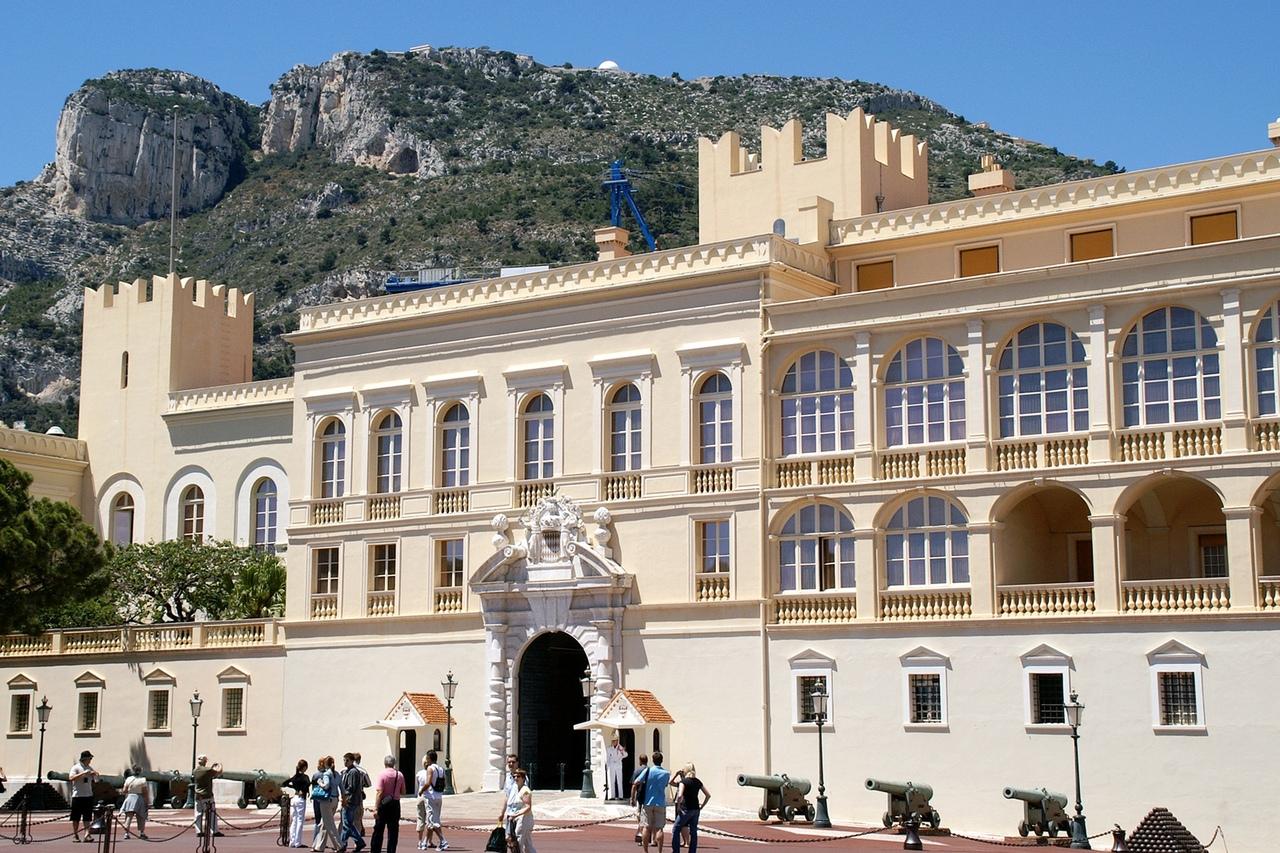 защитой фото дворца в монако цены
