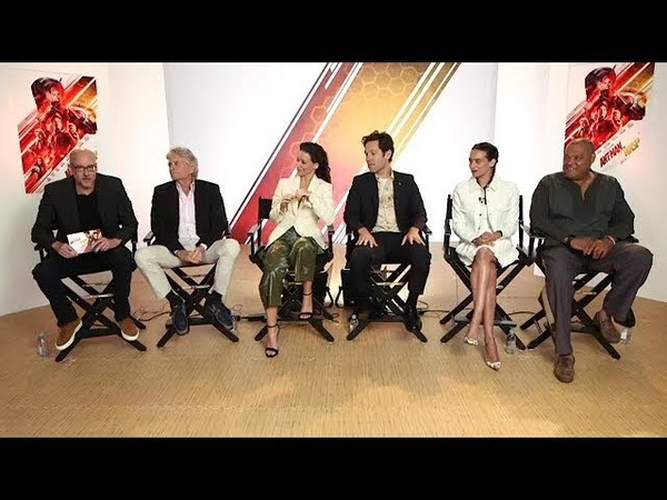Ant-Man and the Wasp | Facebook Live QA