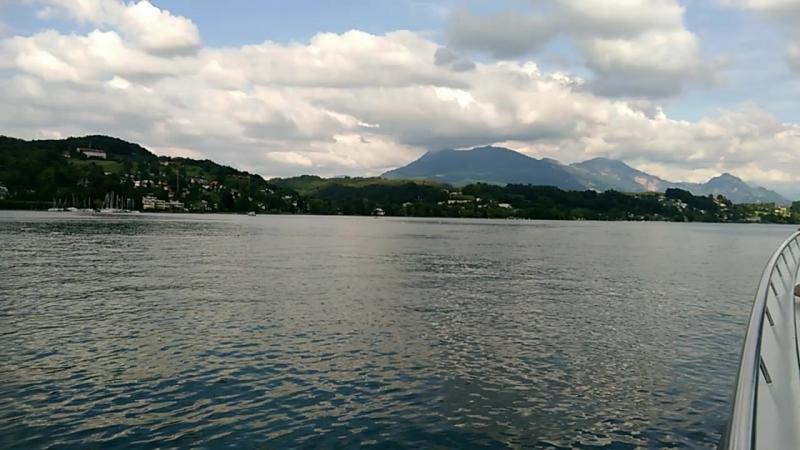 Озеро Люцерн .Швейцария 2018