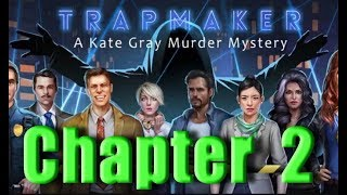 Adventure Escape Mysteries TRAPMAKER Chapter 2