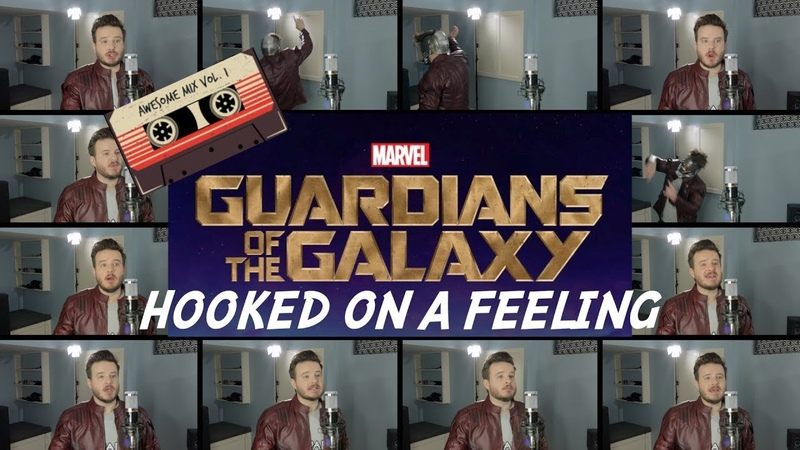 Guardians Of The Galaxy - Hooked On a Feeling (ACAPELLA) - Blue Swede