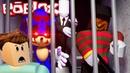 ЗИМНЕЕ ОБНОВЛЕНИЕ ЗОНА 51 В РОБЛОКС Страшные приключения мульт героя на roblox games tv 2019