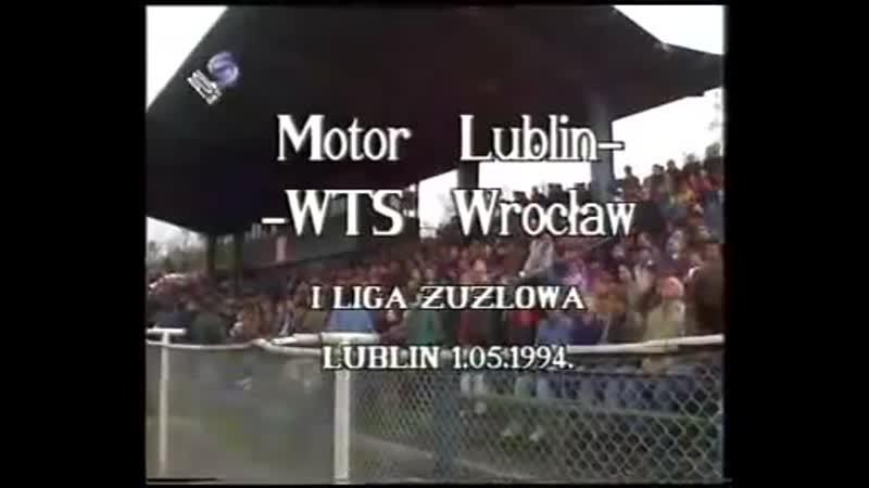 1994 05 01 Motor Lublin Sparta Wrocław 50 40