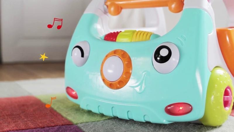 B Kids Senso 3 in 1 Discovery Car Toys Kingdom
