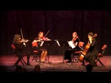 CHAMPS Rising Stars One World Theatre L. Boccherini, String Quartet in D Major
