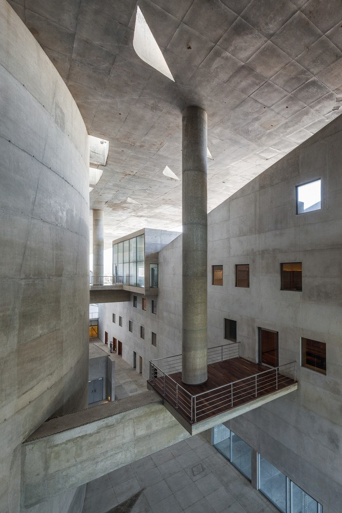 Cidade Das Artes / Christian de Portzamparc