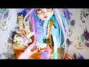 Чехол для телефона с ООАКом - Как сделать ЛЕТНИЙ ООАК Монстер Хай Яркий летний ООАК Monster High