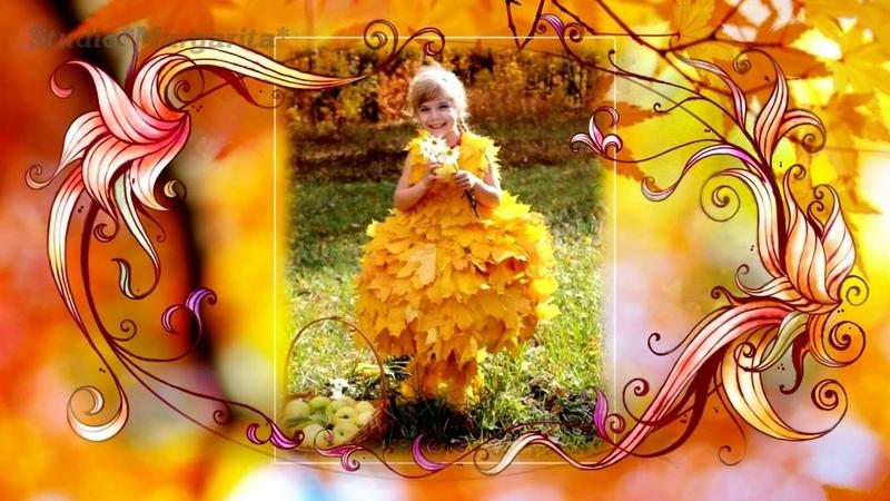 .*Осень* милая шурши Красивые осенние песни