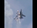 Russian Su-30 warplane shows what it can by literally making no movement in the air.