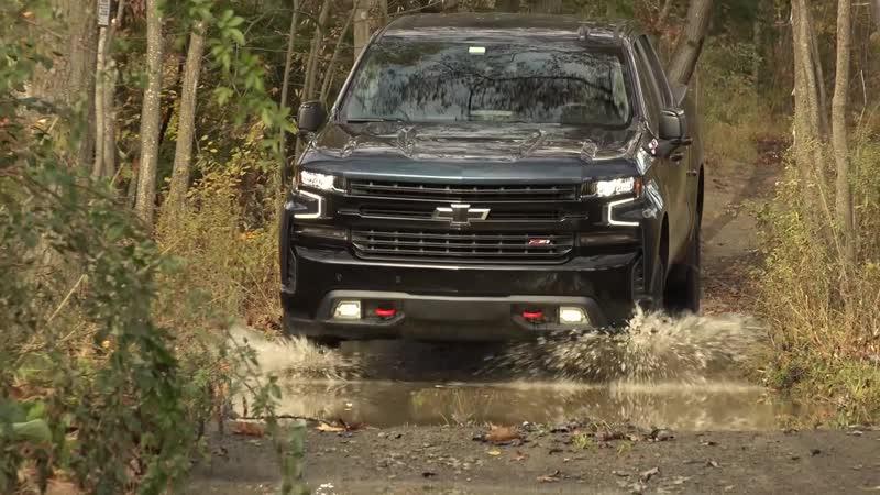 Chevrolet Silverado Trailboss 2019 - Whos the Boss