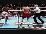 Oscar The Golden Boy de la Hoya vs Pernell Sweet pea Whitaker (highlights)