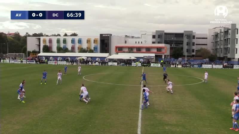 NPL Victoria Round 14, Avondale FC vs Dandenong City