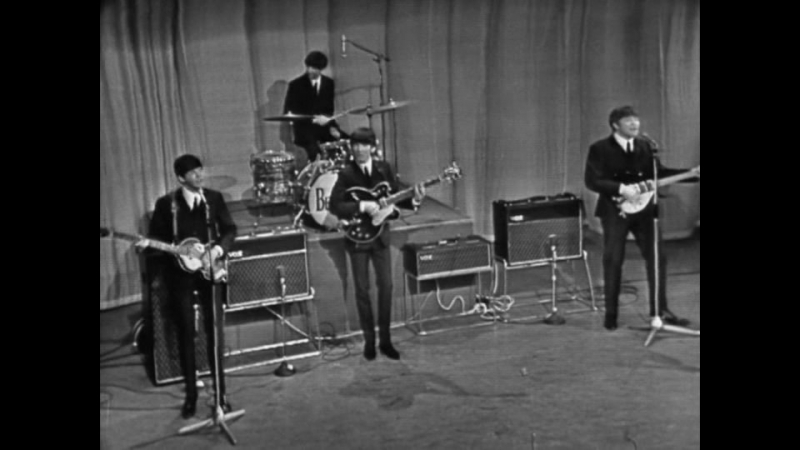 The Beatles 1-02 (1963) From Me to You