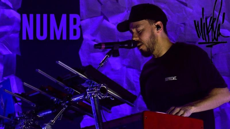 Mike Shinoda - Numb (Linkin Park) - Live Cincinnati Ohio - Post Traumatic Tour 2018