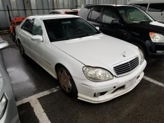 Mercedes-Benz-W220  ДАТА ВЫПУСКА 11/09/2000 г
