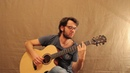 While my guitar gently weeps (G. Harrison) arr. by Roman Nicolaev