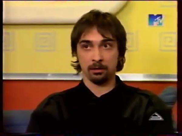 Дневной каприз на MTV, Михаил Горшенев и Андрей Князев, 1999г.