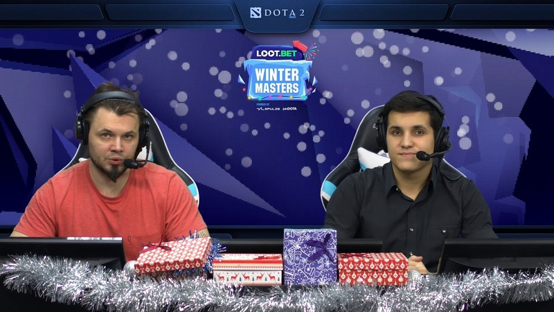 (RU) LOOT.BET Winter masters | Alliance vs Nemiga gaming | map 1 | @cold_ethil @Norov_UCC