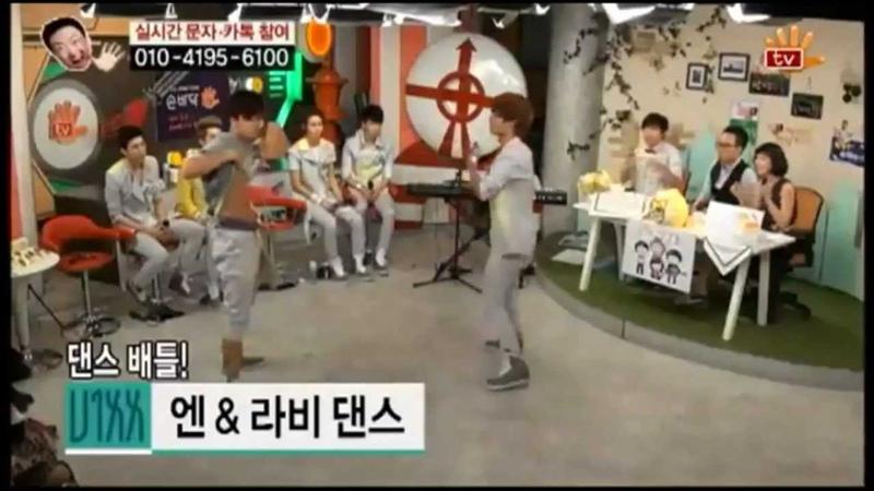 Ravi and Ns Dance