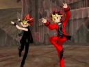 [MMD] DBZ Fusion Yu-Gi-Oh!
