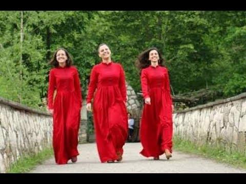დები ნაყეურები - მონატრებულ ქართველს | The Nakeuri Sisters - Monatreb