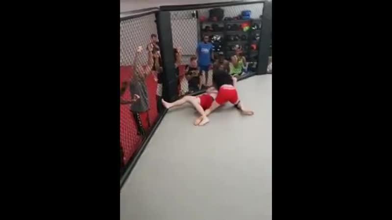 Интернет бойцы в клетке MMA и UFC Разборки бои драки на улице