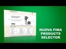Продукция компании Nuova Fima