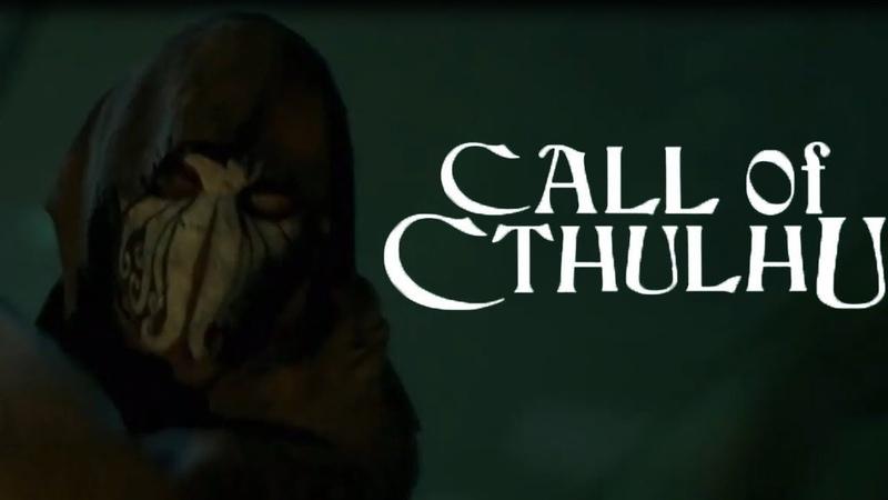 КРИПОВЫЙ ОСОБНЯК ● Call of Cthulhu [3]
