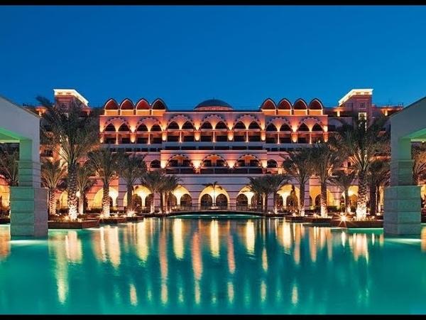 JUMEIRAH ZABEEL SARAY HOTEL 5* роскошный, величественный, вдохновляющий