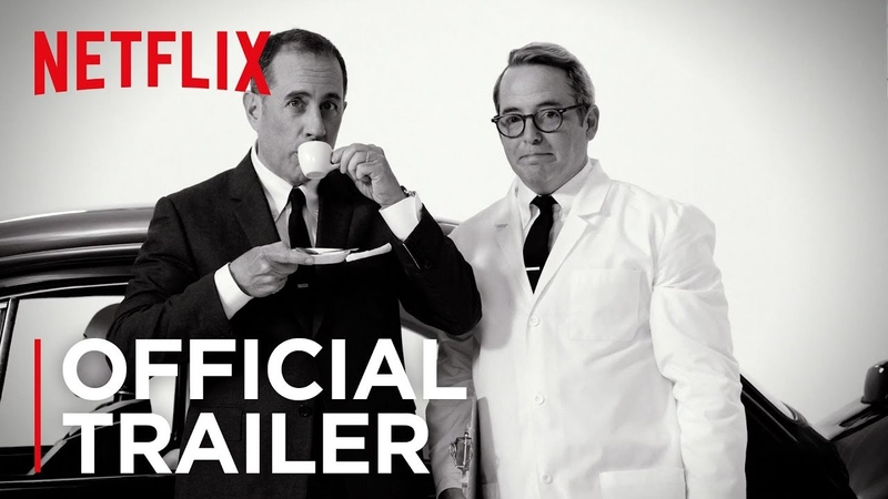 Comedians in Cars Getting Coffee New 2018 Freshly Brewed Official Trailer HD Netflix