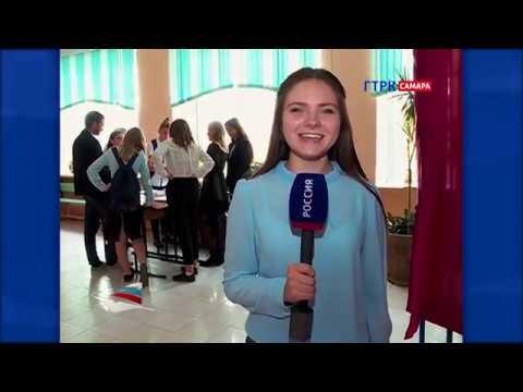 Эфир ТСТ от 7 октября 2018 года. Выборы в школе села Лопатино