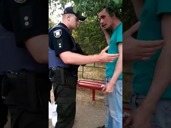 Беспредел Мариупольской полиции ШОК