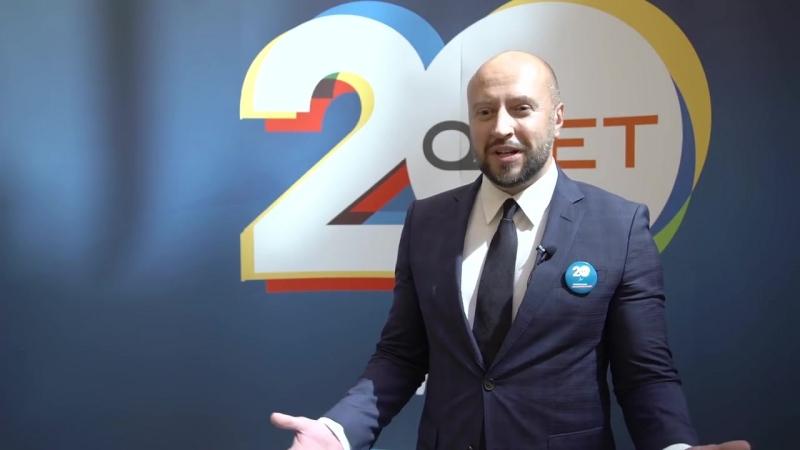 Иван Смелик – актер и телеведущий о возможностях, которые открывает компания QNET