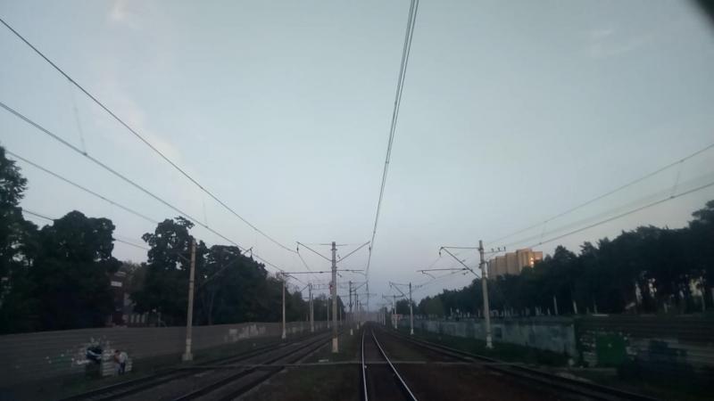 Москва-Казанская — Фаустово за 3 минуты