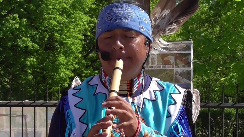 Музыка индейцев. Pocahontas. Pakari.