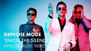Depeche Mode - Enjoy The Silence (Remastered Music Video)