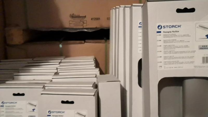 Заехали в Легион Техно за форсункой и пластификатором TSL 30.08.2018