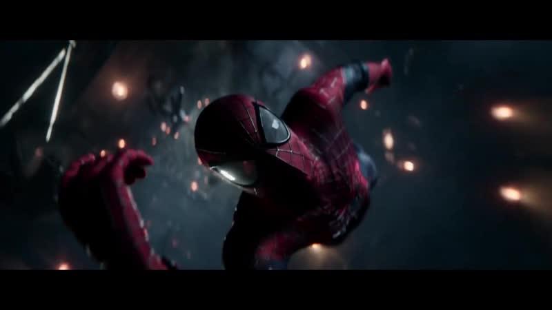 Spider-man Gwen Stacy Imagine Dragons- Deamons