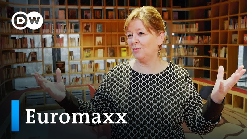 Schöner lesen Bibliotheken der Zukunft | Euromaxx