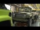 Юбилейный концепт Jeep Wrangler в честь 75-летия компании, создатели которого вдохновлялись легендарным Виллисом-МБ