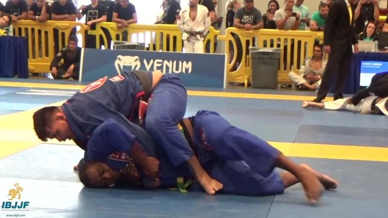 Klidson Abreu vs Wesley Frederico Las Vegas Summer Open 2018